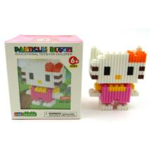 Kreatív mini építőjáték – Hello Kitty