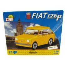 Cobi Építőjáték - Fiat 126 P (24530)