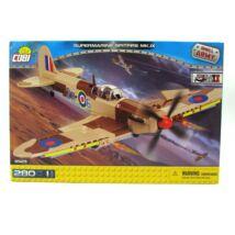 Cobi Építőjáték - Supermarine Spitfire MK .IX  Vadászrepülőgép (5525)