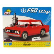 Cobi Építőjáték - FSO 125P (24544)