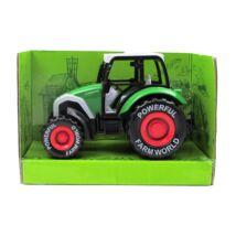 Traktor – zöld