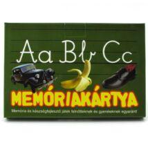 Memóriakártya-ABC