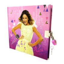 Violetta titkos napló