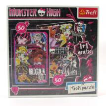 Monster High puzzle 50 + 50 db 1
