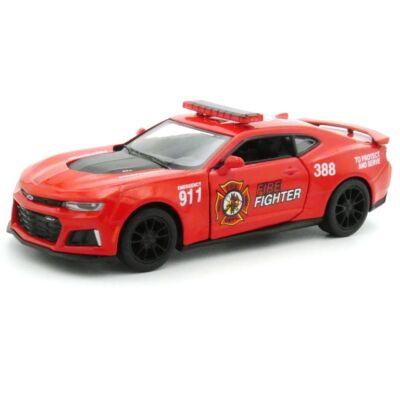 Chevrolet Camaro ZL1 Police/Firefighter Modellautó