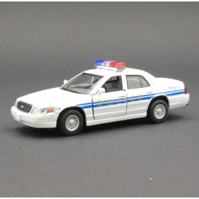 Ford Crown Victoria Police Interceptor autómodell