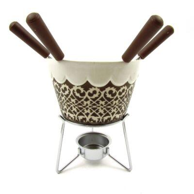 Csokoládé fondue készlet 2