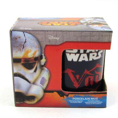 Porcelán Star Wars bögre – Darth Vader 1