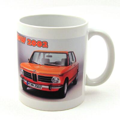 Retró bögre-BMW 2002