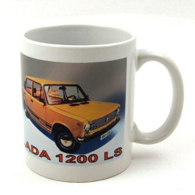 Retró bögre-Lada 1200