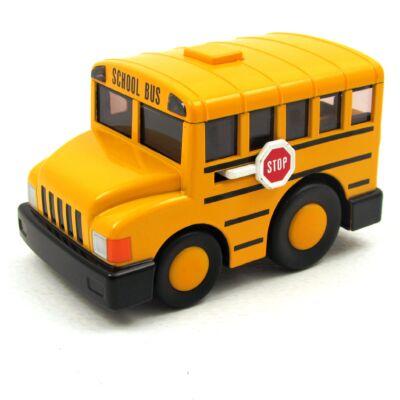 School Bus fémautó