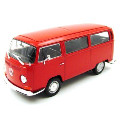 Volkswagen Bus T2 1972 1:24 kisautó