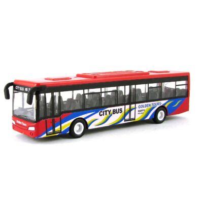 City Busz Autómodell
