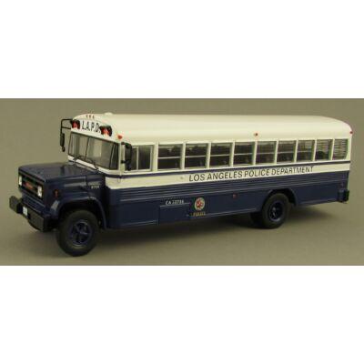 GMC 6000 LAPD - Police Depertment Modellautó
