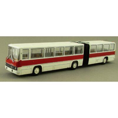 Ikarus 280 Piros-Fehér 1:87 Modellautó