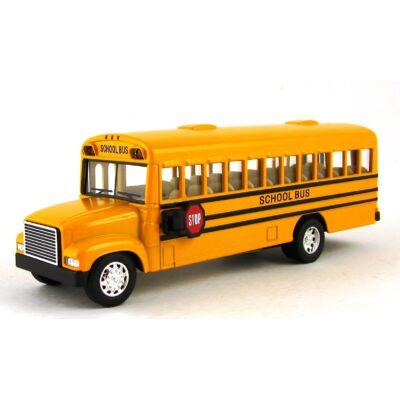 Iskolabusz Modellautó