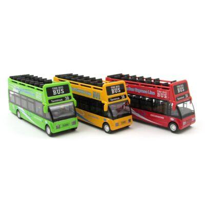 Városnéző Busz autómodell