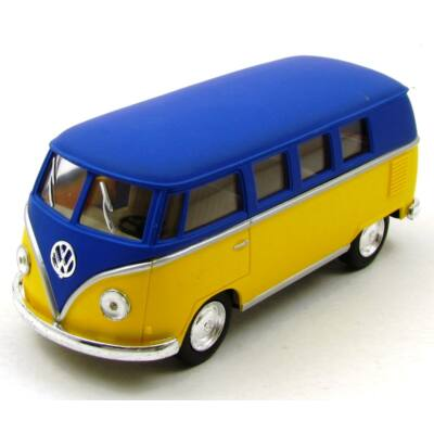 Volkswagen Classical busz 1962 Matt autómodell