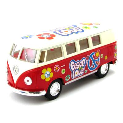 Volkswagen Classical busz 1962 kisautó