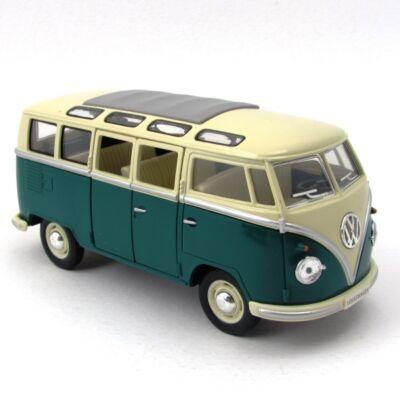 VW Classic busz 1:24 fémautó