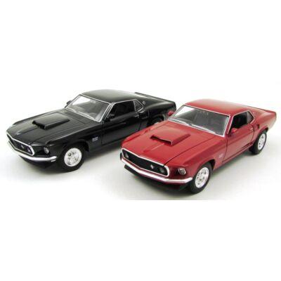 1969 Ford Mustang Boss 429 1:24 autómodell 3