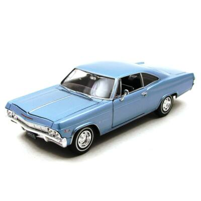 Chevrolet Impala SS 396 1965 1:24 játékautó
