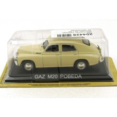 GAZ M20 Pobeda 1:43 autómodell