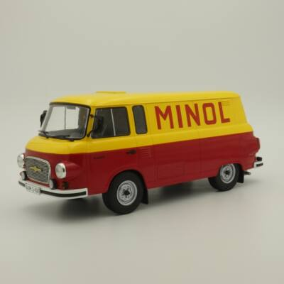 Barkas B1000 Minol 1:18 Modellautó