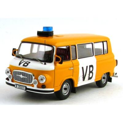 Barkas B1000 VB Police 1975 1:43 Modellautó