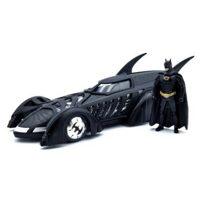 Batmobile 1995 Batman Figurával 1:24