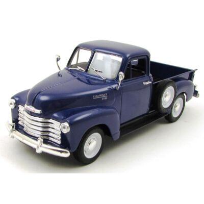 Chevrolet 3100 Pick Up 1:24 fémautó