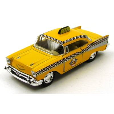 Chevrolet Bel Air 1957 Taxi autómodell