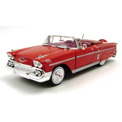 Chevrolet Impala 1958 autómodell