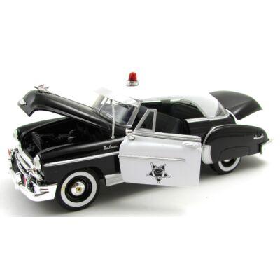 Chevy Bel Air Police 1950 makettautó