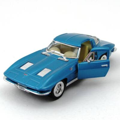 Corvette Sting Ray 1963 autómodell