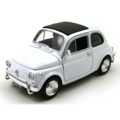 Fiat Nuova 500 1:24 fémautó