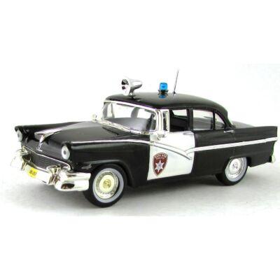 Ford Fairlane Town Sedan 1956 Police 1:43 Modellautó