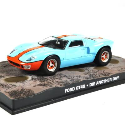 Ford GT40 1:43