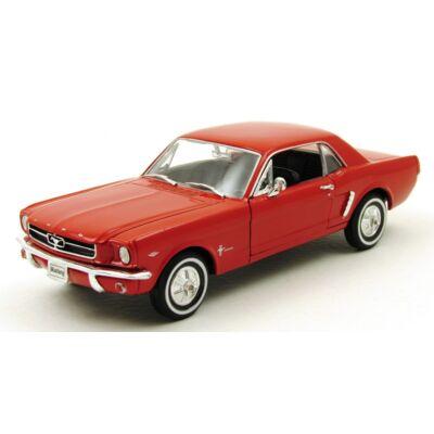 Ford Mustang Coupe 1964 1:24 autómodell 2