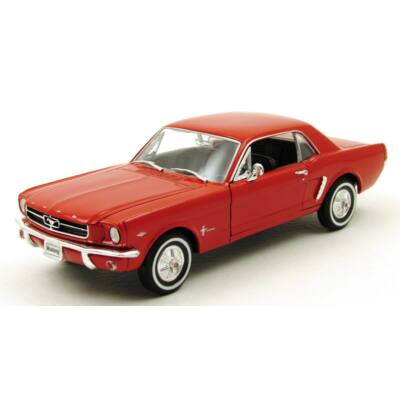 Ford Mustang Coupe 1964 1:24 autómodell 2