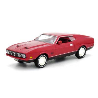 Ford Mustang Mach 1 James Bond 1:43 Modellautó