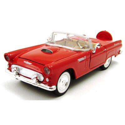 Ford Thunderbird 1956 autómodell