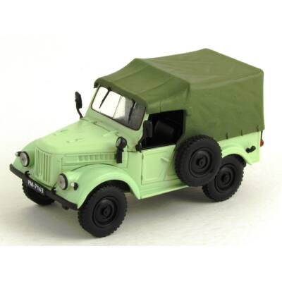 GAZ-69 Autómodell