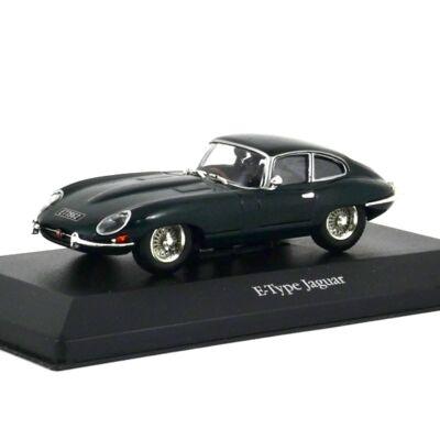 Jaguar E-Type 1961 1:43 (Angol Zöld) Modellautó