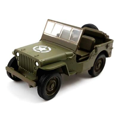 Jeep Willis 1941 MB modellautó