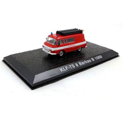 Tűzoltó - KLF TS 8 Barkas B 1000 Makettautó