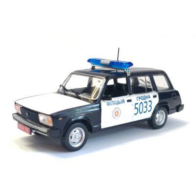Lada 2104 Rendőr 1:43 Modellautó