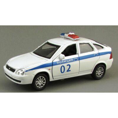 Lada 2127 Police Gyerekjáték Modellautó
