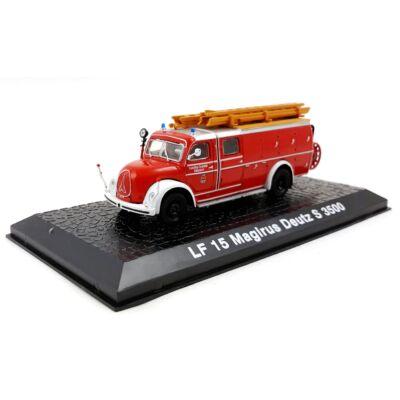 Tűzoltó - LF 15 Magirus Deutz S 3500 Modellautó