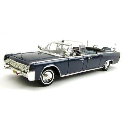 Lincoln X 100 Kennedy Car 1961 1:24 Makettautó